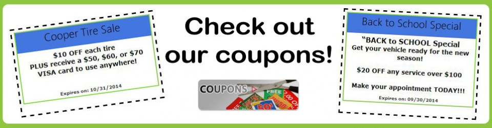 Sept 2014 coupons